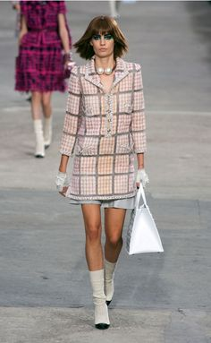 As always, I love it  CHANEL. S/S 2014. Paris