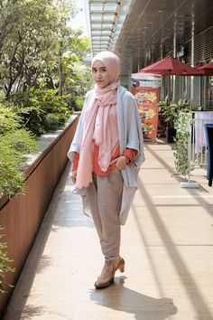 Thinking of wearing comfortable pants? :D Siti Juwariyah