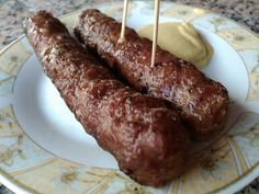 Romanian Food, Sausage, Meat, Cooking, Desserts, Recipes, Mariana, Food, Postres