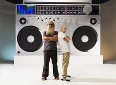 "Rick Rubin and Eminem in ""Berzerk"" (2013) - MMLP2"