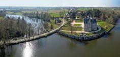 Château de Villiers - Mayenne, Pays de la Loire