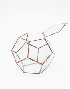 ABJ Glassworks | Universe Terrarium - Hinged
