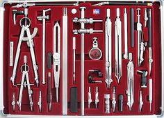 Antique Tools, Vintage Tools, English Wheel, Bookshelf Inspiration, Drafting Drawing, Scientific Drawing, Calligraphy Nibs, Drafting Tools, Machinist Tools