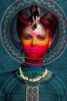 <p>Visionary Art Projectwas born out of stylist Mia Morgan, make-up artist Georgina Billington and photographer Lindsay Adlerand their love for creating beautiful Imagery.Thosebeautiful beauty series of elaborate women portraits are inspired by shamanism, wisdom, sacred geometry and are all part of their Kickstarter project. We aim to create jaw dropping, avant-garde, interstellar, surreal art that […]</p>