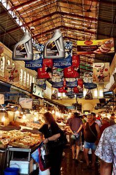 Athens Municipal Market
