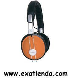 Ya disponible Auricular Approx dj naranja aviator              (por sólo 11.95 € IVA incluído):   -Auriculares DJ Aviator Verde Pistacho -Cascos auriculares para Dj con aro forrado en piel, ajustable. -Cuenta con 1,5 m de cable de nylon. -Gran aislamiento para una buena acústica. -Cuenta con diseño vintage de gran estilo y personalidad que contrasta con unos colores muy actuales. -Conviértete en el centro de todas las miradas! • Conectores: jack de 3,5 mm audio • Cab