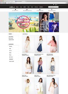 Anela Fashion | Online Store