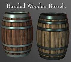 Image result for 3d barrels