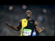 Rio 2016 Olympics Usain Bolt wins Gold 200m Semi Finals