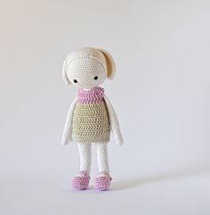 Bunny pattern by CrochetObjet