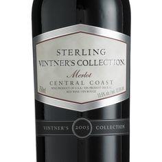 Sterling Vintner's Collection Merlot 2003, $16