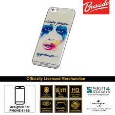 Buy Lady Gaga Face Mobile Cover & Phone Case For IPhone 6 IPhone 6s at lowest price online in India only at Skin4Gadgets. CASH ON DELIVERY AVAILABLE