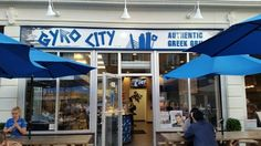 Gyro City is a great Greek Restaurant where you can get real Greek food, real fast.
