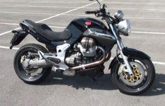 Moto Guzzi Breva 1100 (black)