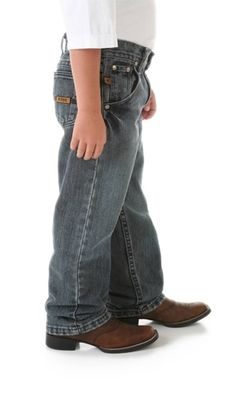 Wrangler Boy's Jeans -- Wrangler 20Xtreme Vintage Relaxed Fit Jeans | southtexastack.com