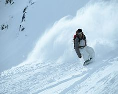 Learn to and successfully snowboard down a mountain..