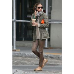 olivia palermo's style ❤ liked on Polyvore featuring olivia palermo