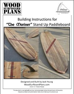 Shop Woodworking SUP plans,stand up paddleboard plans,stand-up paddleboard-boatdesign