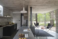 Gallery of H3 House / Luciano Kruk - 2