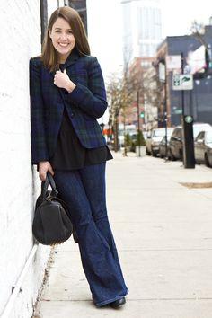 Liz of 'Sequins & Stripes' Loves... - Das ist zwar eine sehr junge Frau, das Outfit würde ich aber trotzdem genau so tragen - wunderbar!