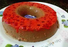 Receita de Pudim de nutella com calda de cereja. Enviada por Rafael Lourenço e demora apenas 30 minutos.