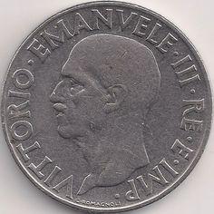Motivseite: Münze-Europa-Südeuropa-Italien-Lira-1.00-1939-1940