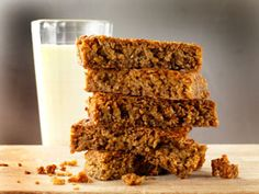 """Method:Preheat the oven to 180°C/350°F/Gas 4 and grease and line an 8""""/20cm square tin.Melt the margarine with the sugar and syrup.Stir in the oats.Turn into the prepared tin. Smooth top and press down well.Bake for 20 to 30 minutes.When baked,…"""