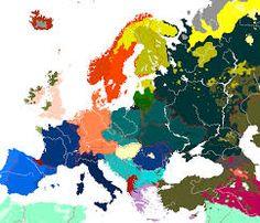 Bildergebnis für europe languages