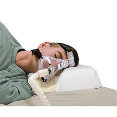 Sleep well again! Get yourself a CPAP contoured pillow! #cpap www.tibromedical.com
