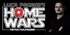 Tornano gli Home Wars di Luca Pagano, su Twitch e su PokerStars.it