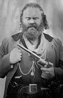 Dead Outlaws Images Old West | Black Bart the Legend by Dunniway & Co.