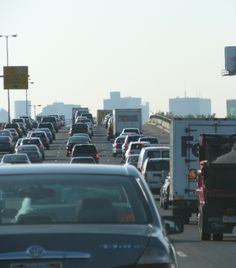 T is for Traffic: Traffic jams provide plenty of time to think. Come see what is on Karen's mind...