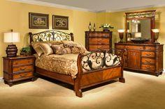 tuscan bedroom furniture   tuscan bedroom set