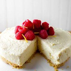 lemon cheesecake-Recipe