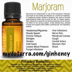 Start living healthy!! Order today! mydoterra.com/ginhency