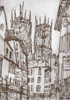 York Minster - Clare Caulfield