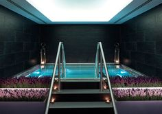 Beautiful Spa pool Chuan Spa London