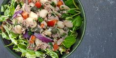Tuna Salad with Beans