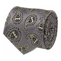 Men's Cufflinks Inc Batman Tie