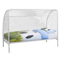 Bed Goal - wit - 90x200 cm