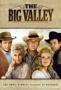 The Big Valley (1965) Poster - I loved this show an still watch it.  Barbara Stanwyck played such a strong woman ...it inspired me.  Oh..and the guys were cute too!