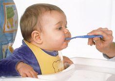 Blender Recept Babyvoeding: Rijst met perzik Lekkere maaltijd voor baby' s  vanaf 6 maanden