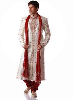 Resultado de imagem para vestimentas indianas masculinas #IndianFashion