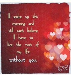 :'( I miss you mom. Miss Mom, Miss You Dad, Life Without You, Love Of My Life, My Love, Missing My Husband, Grieving Quotes, Grief Loss, Papi