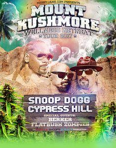 GoRockfest.Com: Cypress Hill Tour Dates 2017