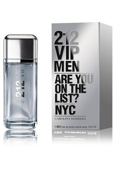 613d5b3ec2 Perfume 212 Vip Men Carolina Herrera 200ml