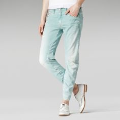 IN LOVE - G-Star RAW-Arc 3d Kate Tapered-Women-Colour jeans