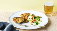 These fritters will be a winner in any household, and they are quick and easy to make.