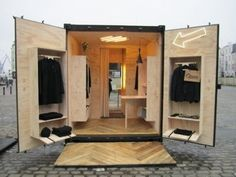 box truck house - Google Search