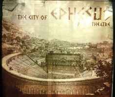 View of Ephesus City in Turkey in ancient times as if it was real! Turkey Football, Turkey Photos, Kusadasi, The Turk, Ephesus, In Ancient Times, Ancient History, Paris Skyline, City